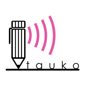 Logo Tauko-podcastille