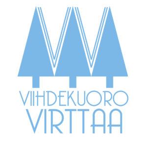 Logo Viihdekuoro Virttaa