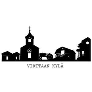 Logo Virttaan kylä
